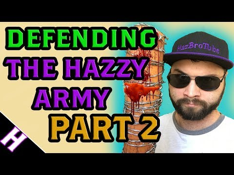 1v2 Against The Hazzy Army Cyberbully! | Rainbow Six: Siege