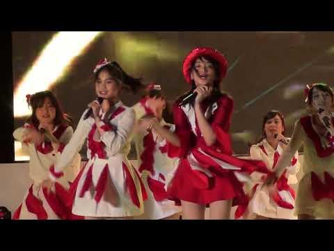 [FANCAM] JKT48 - Bara No Kajitsu 23122017 #6thBirthdayPartyJKT48