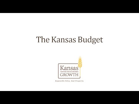 '2015 Kansas Budget' presented by Annie McKay, Kansas Center for Economic Growth