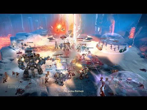 Warhammer 40.000: Dawn of War 3 im Preview-Video