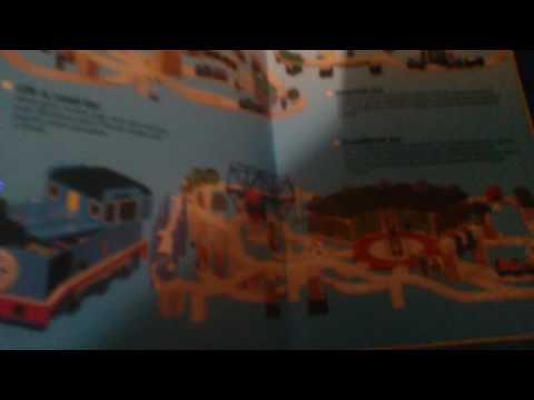 review of the thomas wooden railway 2007 yearbook