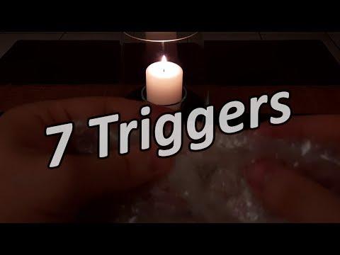 ASMR FR - Triggers #1 ~ 7 Triggers Pour Te Mettre Bien.