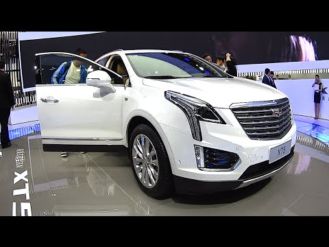 2016 2017 cadillac xt5 china made hits the chinese car market 2016 2017 cadillac xt5 youtube. Black Bedroom Furniture Sets. Home Design Ideas
