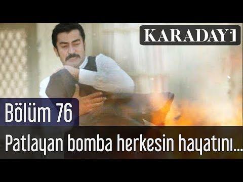 Karadayı 76.Bölüm | İlk Sahne - Patlayan bomba herkesin hayatını param parça eder