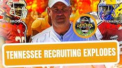 Tennessee Recruiting Exploding Under Jeremy Pruitt (Late Kick Cut)