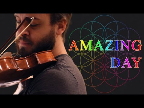 Amazing Day (Coldplay Cover)
