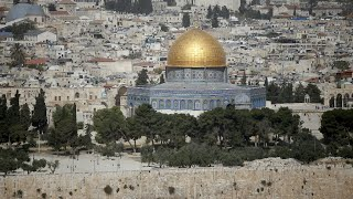 Jerusalem  Abbas backs call for Palestinians to return to Al Aqsa mosque