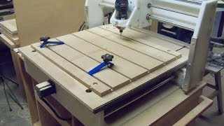 Benchtop Cnc Spoil Board