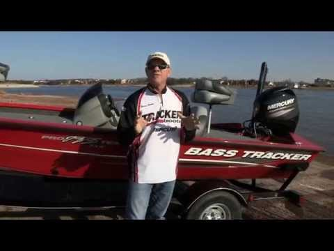 TRACKER Boats: 2014 Pro Team 175 TXW Walkaround with Barry Stokes
