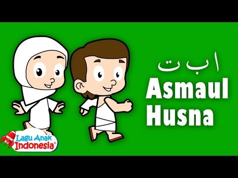 Asmaul Husna - Lagu Anak Islami - Lagu Anak Indonesia