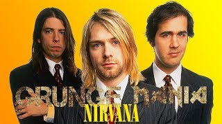 Grunge Mania: NIRVANA