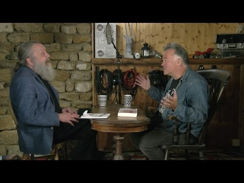 Stewart Lee in Conversation with Alan Moore