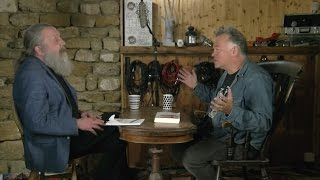Stewart Lee in Conversation with Alan Moore