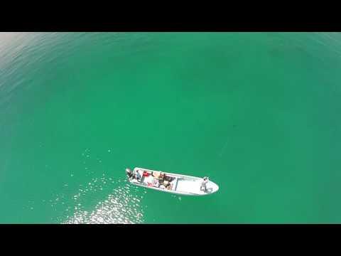 Pesca – Vista desde un Drone