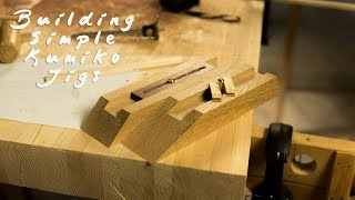 Building Simple Kumiko Jigs
