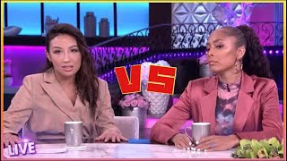 """Things on """" THE REAL"""" are getting REAL AMANDA SEALES VS JEANNIE MAI"""