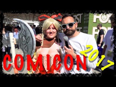 Servizio Pubico - Comicon 2017