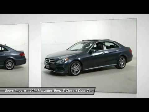 2014 mercedes benz e class e550 sport minnetonka for Mercedes benz bloomington mn