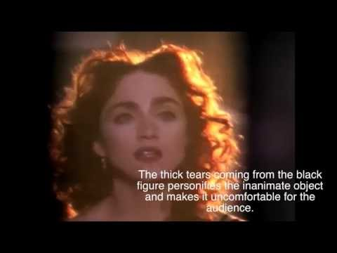 Madonna 'Like A Prayer' Music Video Analysis