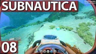 Subnautica #8 Gleiter und Entdeckungen Der Tauch Simulator ► Ang►spielt