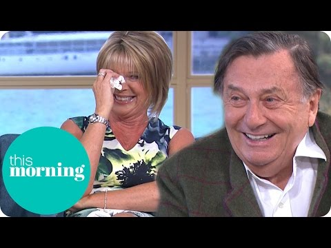 Barry Humphries Has Ruth In Fits Of Giggles  This Morning