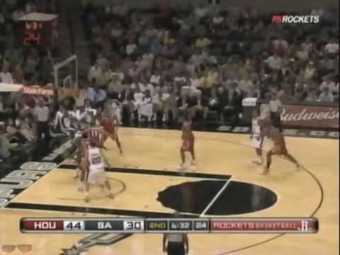 NBA Pre Season - Rockets v Spurs