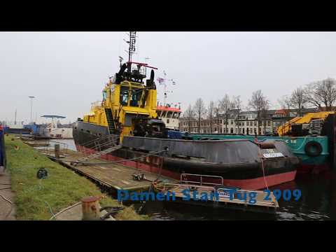 SOLD - used DAMEN Stan TUG 2909