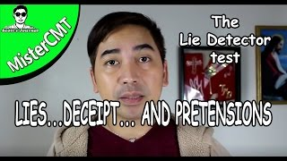 Vlog #55 Lie Detector Test...who passed and who failed?