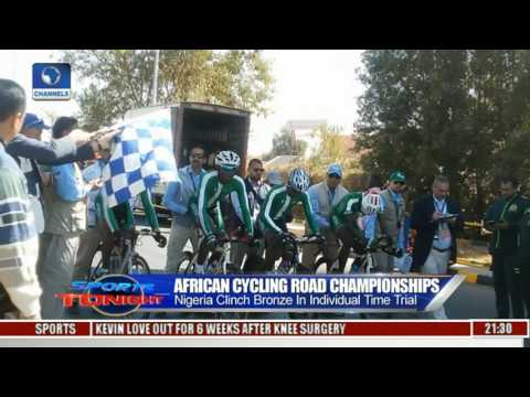 African Cycling Championship In Luxor, Egypt Takes A Better Share Of The Show