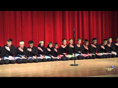 I Day Indonesia Saman Dance Colorado School of Mines