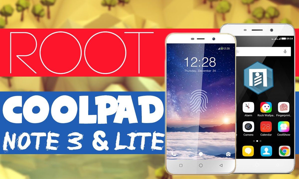 How to Root Coolpad Note 3 and lite without PC