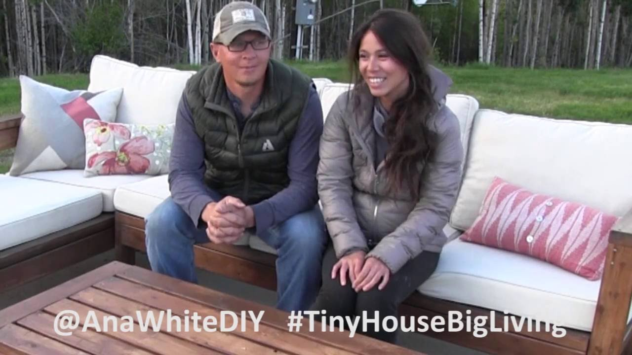 Tiny House Siding: Ana White Tiny House Build [Episode 17]