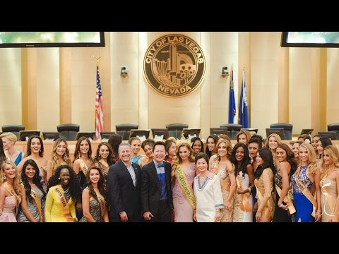 Miss Grand International 2016 - Welcome Ceremony & Press Conference