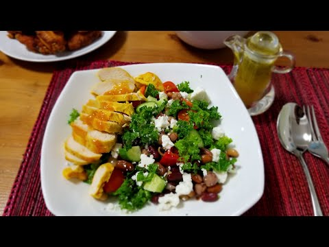 Bean Salad Menu Program Diet Sehat