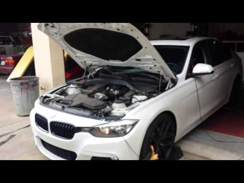Download Youtube: Bmw 320i n20 on dyno +100hp and torque!