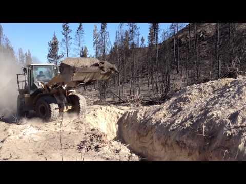 Wildfire - Okanogan County Carlton Complex