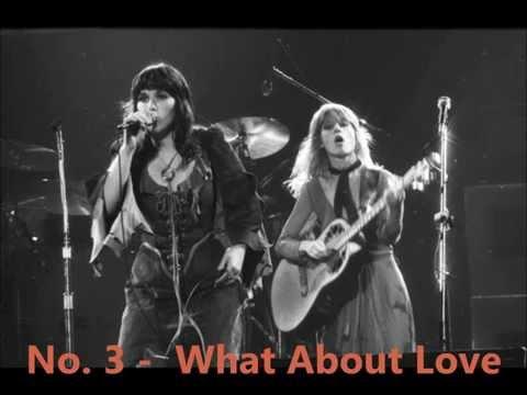 Heart - Top 10 Songs