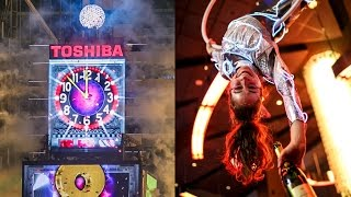 Supernova Ball Drop in New York Times Square with guaranteed view of the Ball Drop