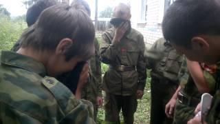 Прикол в военом лагере.... Ржака смотреть всем