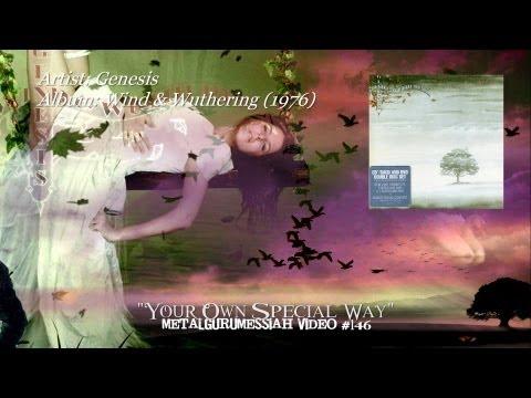 Your Own Special Way - Genesis (1976) 2007 SACD FLAC Remaster HD 1080p ~MetalGuruMessiah~