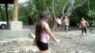 """""""Ojo de agua de Zacualpan"""" Agus y Ramo"""