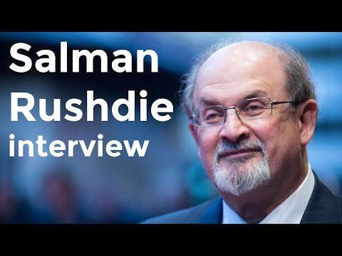Salman Rushdie interview on Charlie Rose (1996)