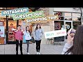 Instagram Guesses Our Shopping Trip!