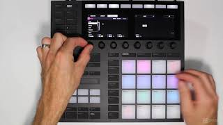 Maschine Mk3 101: Absolute Beginner's Guide - 7. The Drum Synths