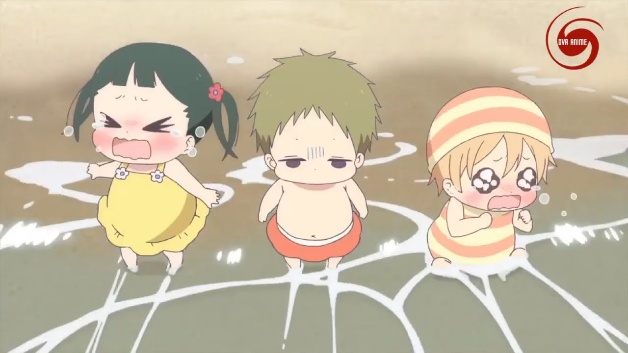 Download Go to the beach - Gakuen Babysitters | 学園ベビーシッターズ