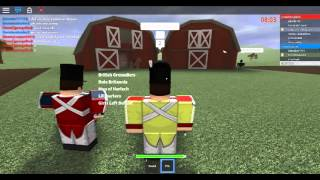 Roblox Blood and iron (Music day)