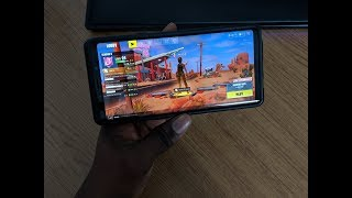 Fortnite On Samsung Galaxy Note 9