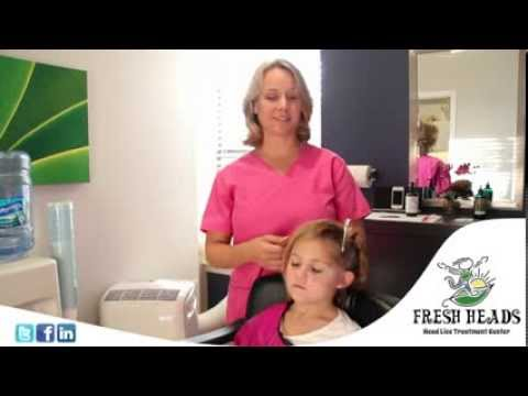 Fresh Heads Lice Removal - At Home Comb Out