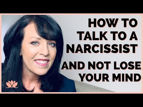 How To Talk To Narcissist