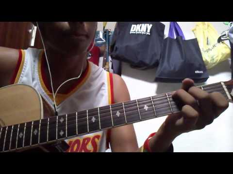 Bruno Mars - today my life begins guitar (cover)